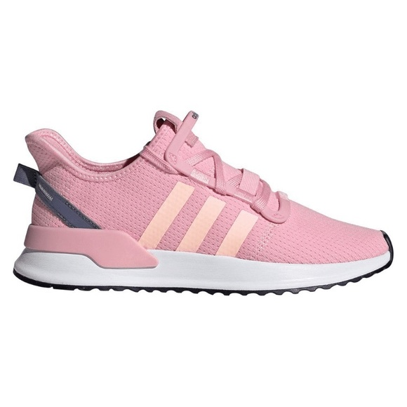 1f7d36badce Women's Pink Adidas U Path Running Shoes NWT